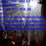 Disco mit Keyboarder Karl Alleinunterhalter und DJ NRW