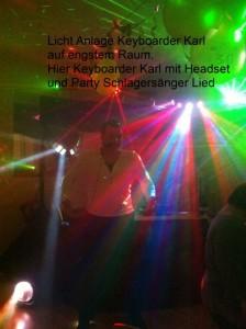 Alleinunterhalter Heinsberg bei Edlich 18 Party mit Sie liebt den DJ