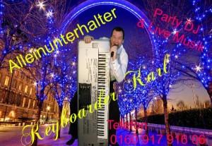 Alleinunterhalter Siegen mit Party DJ Siegen und top Hochzeit und Geburtstag Festpreis in der Region Siegen