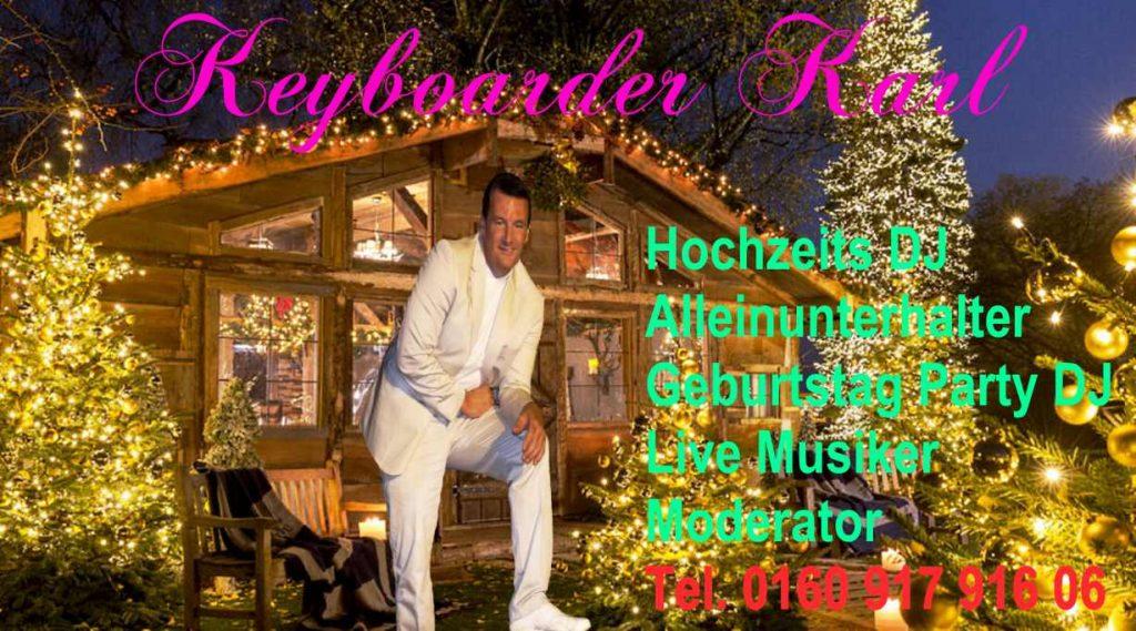 Alleinunterhalter Heinsberg und Party DJ Heinsberg mit top Anlage zum Festpreis für Hochzeit, Geburtstag, Betriebs Feier Karneval