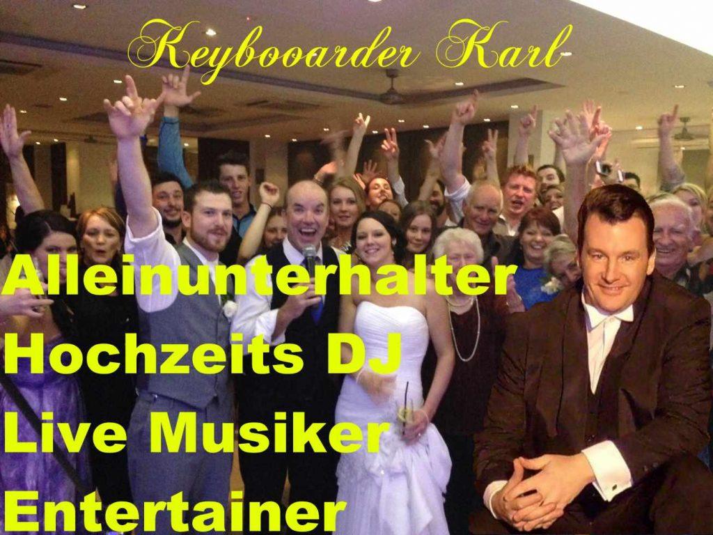 Alleinunterhalter Aachen Party DJ und Live Musiker Heinsberg, Düren, Köln Bonn Düsseldorf sowie Krefeld Bergheim und Bonn.