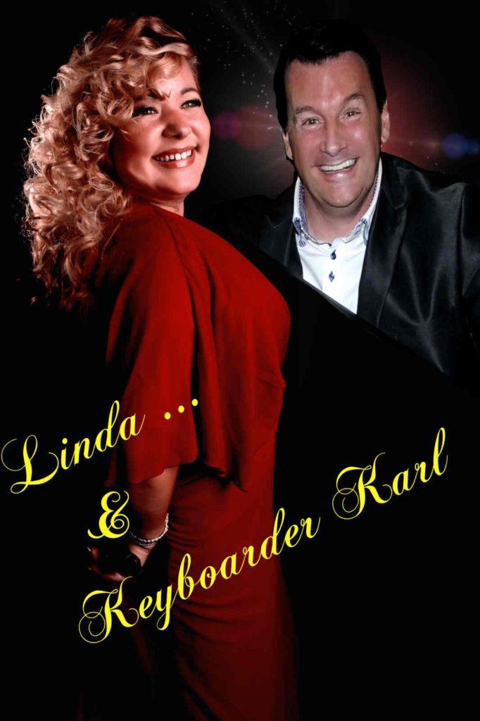Musik Duo NRW - Linda und Keyboarder Karl - Phantastischer Gesang und top Musik zum Festpreis