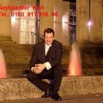 Aktuelles Foto von Keyboarder Karl Alleinunterhalter und DJ in NRW